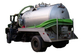 Service Areas Septic Tank Pumping